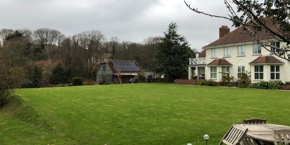The Walkers Period Property - suitable for a ground source heat pump